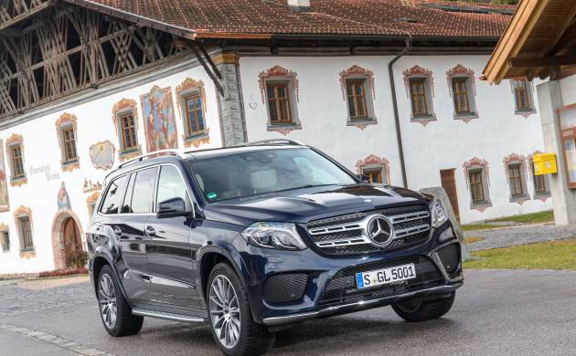Mercedes launches petrol GLS 400 priced at Rs 82 90 lakh