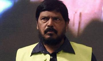 MoS for Social Justice and Empowerment Ramdas Athawale against politicisation of atrocities on Dalits