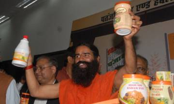 MP govt allots 40 acre land at Rs 25 lakh to Patanjali Ayurved