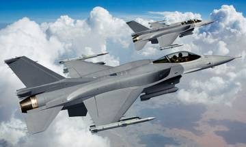 Tech transfer issues key to F-16 production line move to India: Pentagon