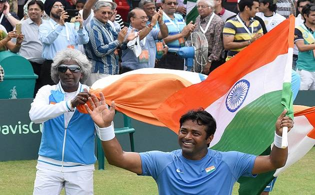 Leander Paes - File Photo (Getty)