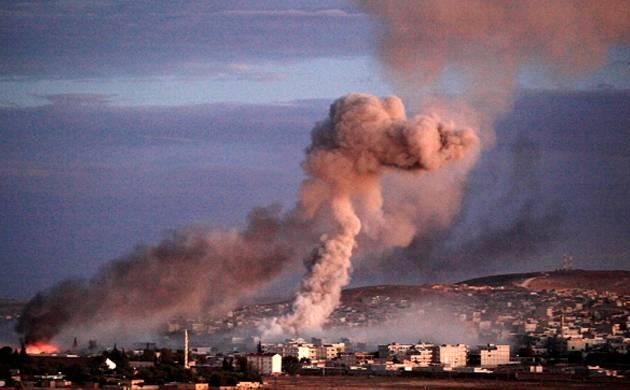 Attacks in Syria