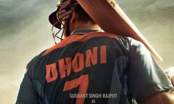 """""""MS Dhoni: The Untold Story"""" becomes tax-free in Jharkhand"""