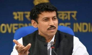 Union minister Rajyavardhan Rathore says No territorial violation committed as PoK is India's part