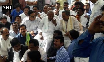 Cauvery water dispute: Gowda on hunger strike seeking 'justice' for Karnataka