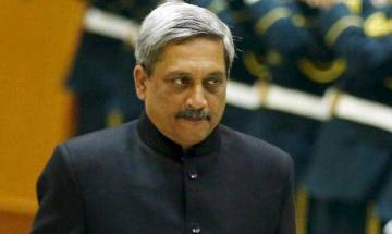If Pakistan continues with conspiracies, India will give them a befitting reply again: Manohar Parrikar