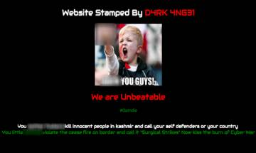National Green Tribunal's website hacked; objectionable messages on surgical strike, Kashmir posted