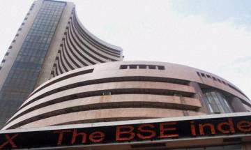 Sensex rallies 377 pts, all eyes shift to RBI meet on Tuesday