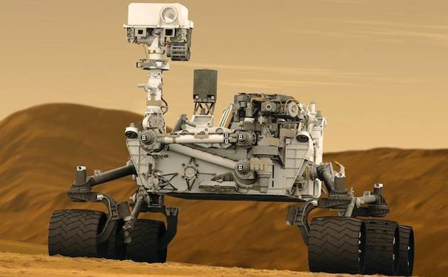 First model of mars explorer robot developed in Mexico unveiled