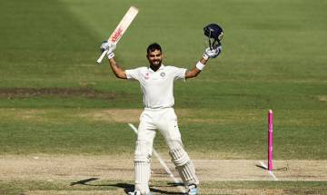 India vs New Zealand, 3rd Test, Day 1: Virat Kohli hits his 13th Test century, India 267 for 3