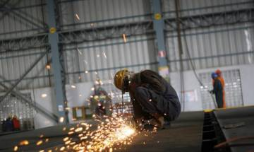IIP continues in negative zone shrinks 0.7 per cent in August