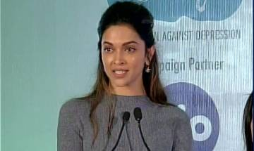 Deepika Padukone breaks down while sharing her personal struggle with depression