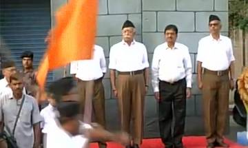 Dussehra: RSS celebrates festival by changing uniform from shorts to pants