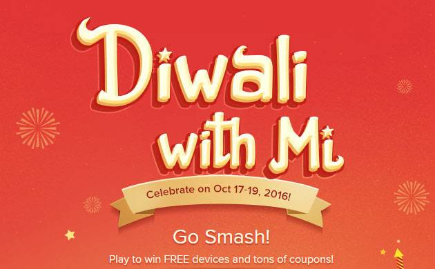 Xiaomi Diwali with Mi sale (source: mi.com)