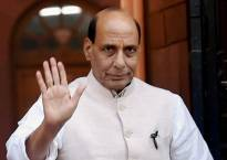 Home Minister Rajnath Singh chairs high level meeting to review border security situation