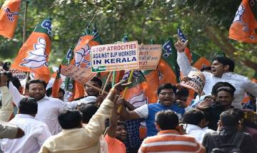25-year-old BJP worker hacked to death in Kerala's Pinarayi town