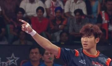 Kabaddi World Cup 2016: Jang Lee's brilliance takes Korea atop