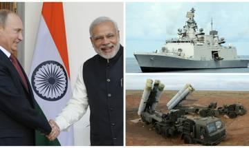 BRICS summit: India, Russia sign major defence deals worth billions of dollars