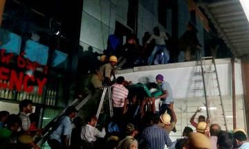 Bhubaneswar: 22 killed, 109 injured as major fire breaks out at SUM Hospital; CM Patnaik calls the mishap 'very tragic'