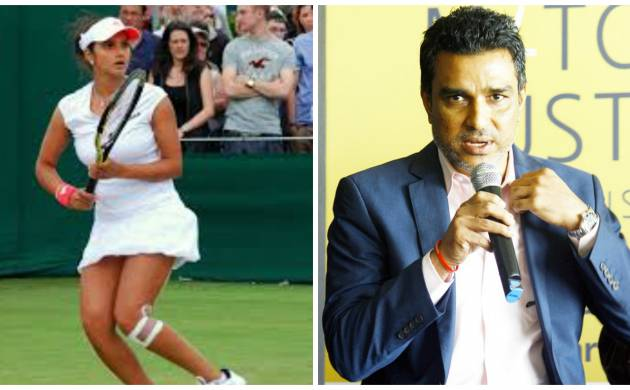 Sania Mirza-Sanjay Manjrekar enter into war of words on twitter