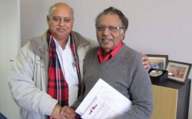 Struggle icon and husband of Mahatma Gandhi's granddaughter passes away at 83 (File Photo)