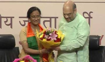 Rita Bahuguna Joshi joins BJP, says decided to quit Congress when Rahul Gandhi questioned 'surgical strikes'