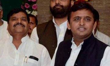 SP family feud: UP CM Akhilesh Yadav suspends uncle Shivpal Yadav, 3 others from cabinet