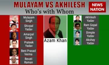 Samaj'Viwadi' Party? Mulayam Singh Yadav's family dangal continues; a recap of what happened on Sunday