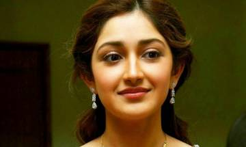 Lucky to start career with Ajay Devgn, says debutant actress Sayesha Sehgal