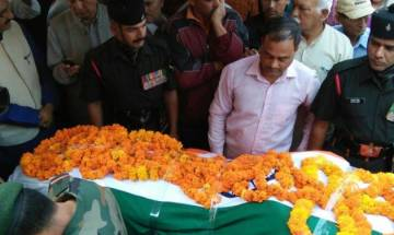 Tangdhar martyr Sandeep Singh Rawat consigned to flames with full state honours