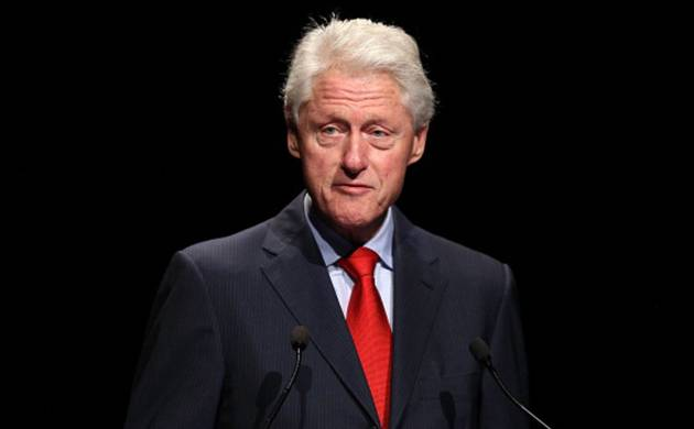 Bill Clinton (Source: Getty Images)