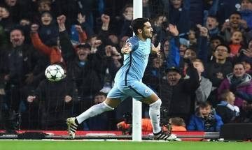 Ilkay Gundogan's brace helps Manchester City beat Barcelona in Champions League