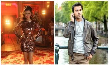 Shruti Haasan-Raj Kumar Rao, the romantic couple in 'Behen Hogi Teri'