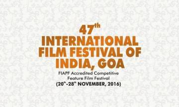 Two Indian films to compete with 13 foreign movies in international section of IFFI