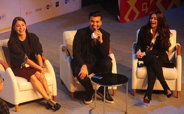 Aishwarya Rai Bachchan, Ae Dil Hai Mushkil, karan Johar, Anushka Sharma (Source: Getty Images)