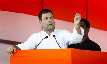 Democracy is going through darkest hours under Modi govt: Rahul Gandhi at CWC meet