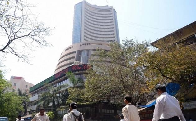 Bombay Stock Exchange - File Photo