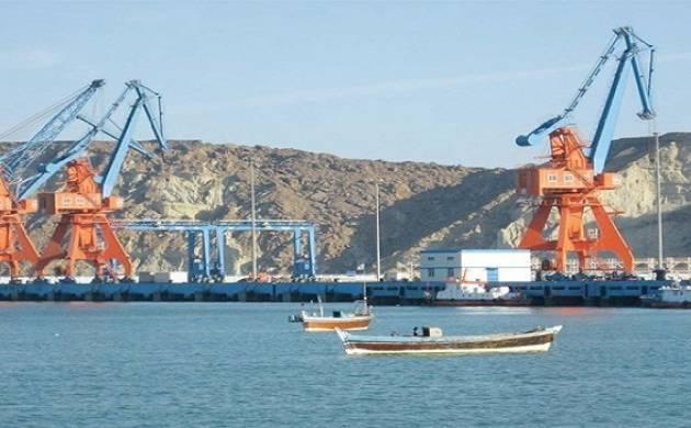 Pakistan-China bridges the trade gap, first Chinese convoy reaches Gwadar port via CPEC