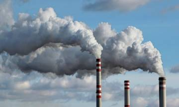 India's carbon emissions increased by over 5 per cent in 2015, says study