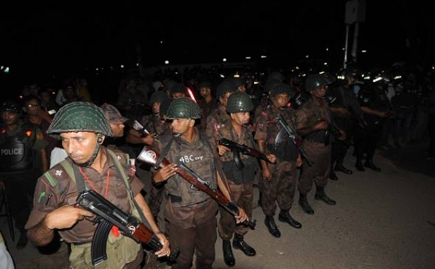 Bangladesh police announces bounty of 1 lakh Taka for information on attackers of Hindu temples (Getty Images)