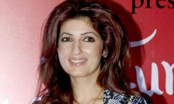 Twinkle Khanna's question to Karan Johar leaves him in shock