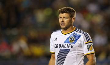 Steven Gerrard leaves LA Galaxy, ends disappointing 17-month stay