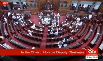 Parliament Winter Session Day 3 | Currency ban debate: Both Houses adjourned till Monday without transacting any business