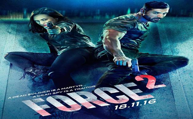 Force 2 Box Office Collections Day 1 John Sonakshi Starrer Fails