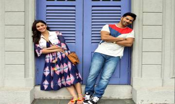 Varun Dhawan doing great as an actor, we all are proud of each other: Alia Bhatt
