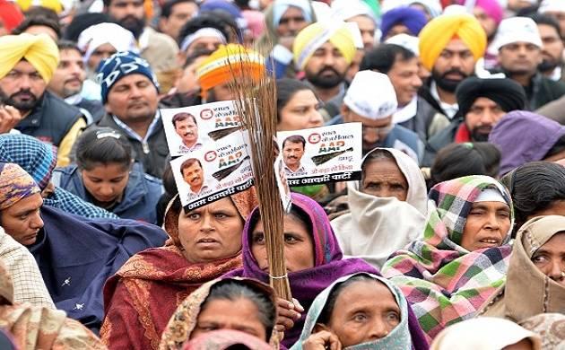 As Punjab polls near several AAP, SAD members join Congress (Representative Image)