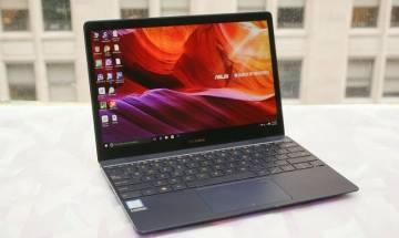 ASUS unveils premium flagship ultra Zenbook 3 ultrabook in India