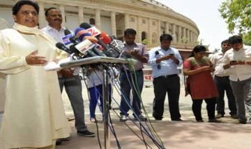 Mayawati dares PM Modi: If you have guts, dissolve Parliament, hold fresh polls for correct survey on demonetisation