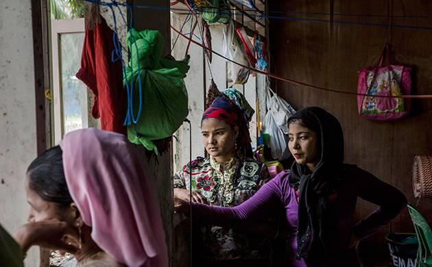 Un Official Accuses Myanmar Of Killing Men, Slaughtering Children And Raping Women -9936