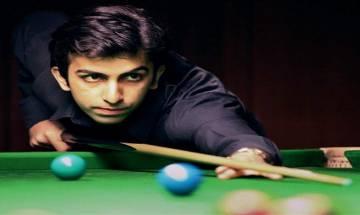 Pankaj Advani books place in quarterfinals of IBSF World Snooker Championship